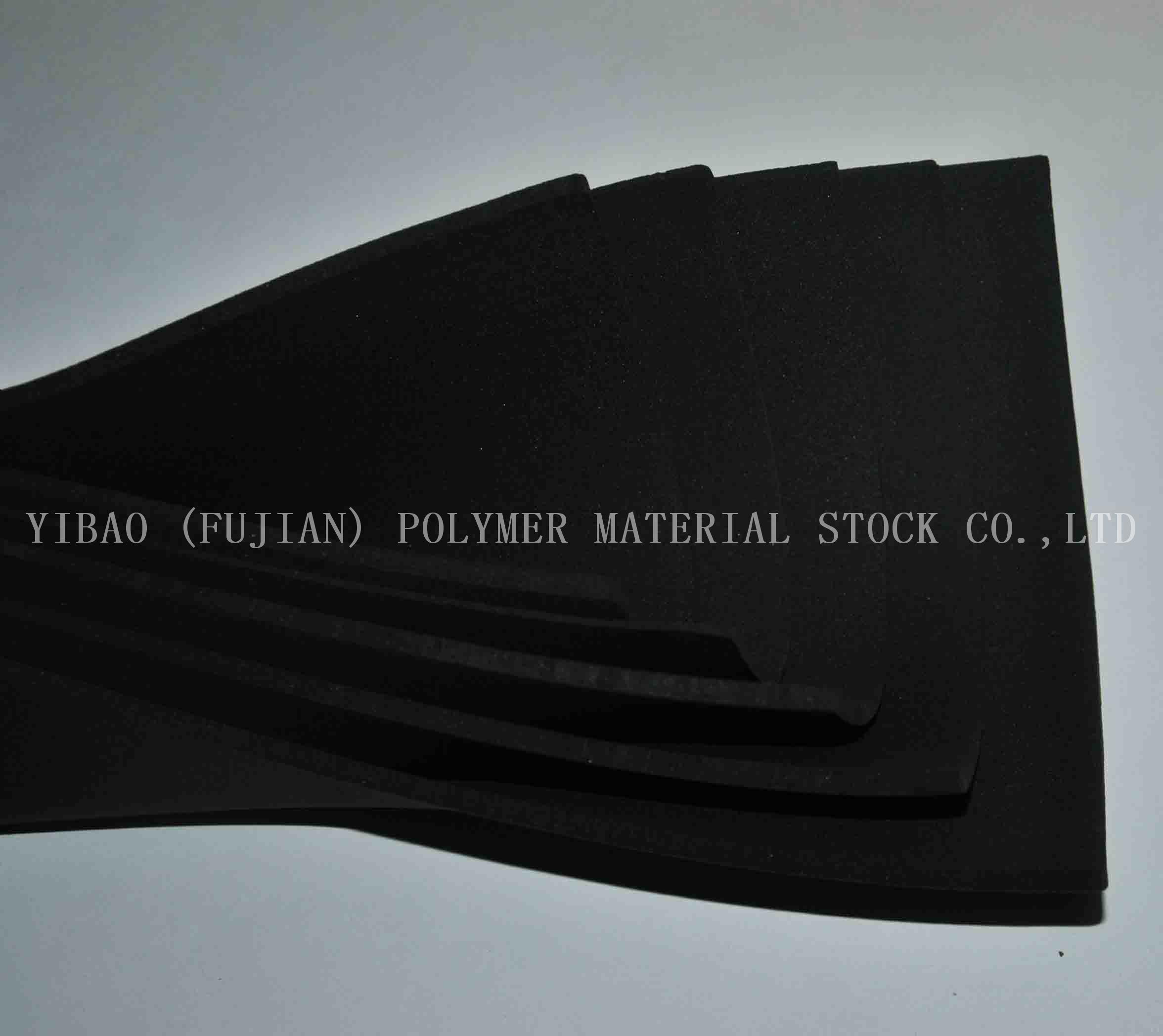 Sulfur-ammonium-free closed cell EPDM YB-6022H
