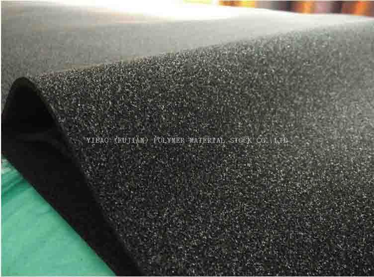 YB-8015 open EPDM sound-absorbing foam